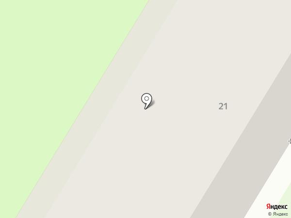 Инфо-студио на карте Дзержинска