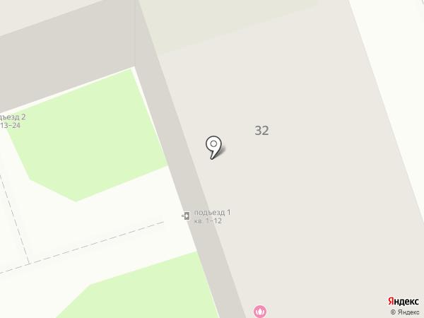 Центр правового обслуживания на карте Дзержинска