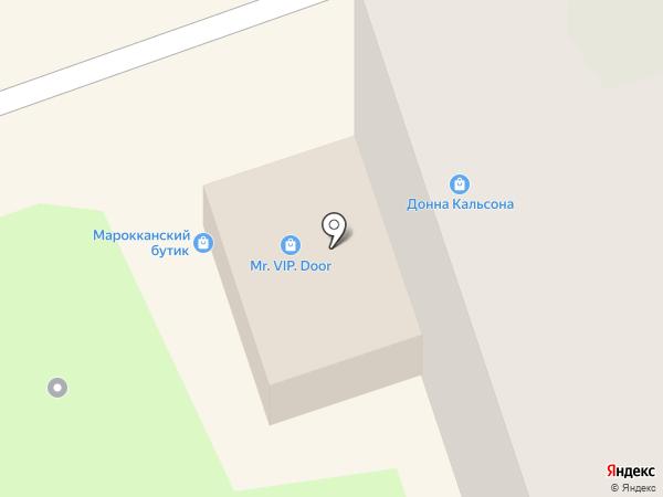 Одежда для окошка на карте Дзержинска