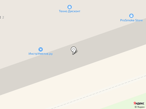 Ловибукет на карте Дзержинска
