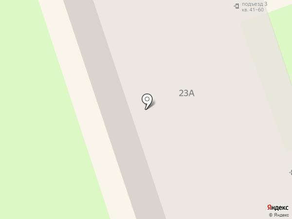Донна Кальсона на карте Дзержинска