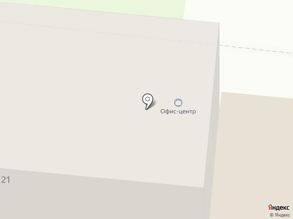 Студия красоты на карте Дзержинска