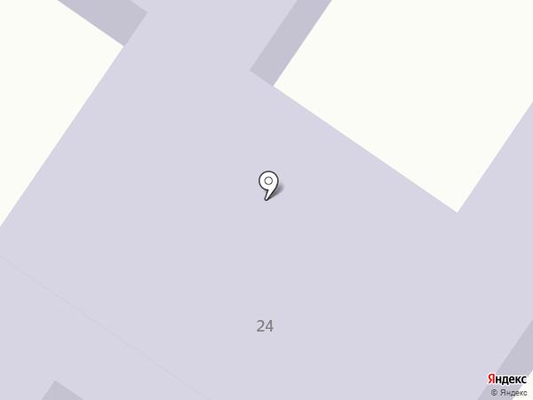 Детский сад №4, Берегея на карте Георгиевска