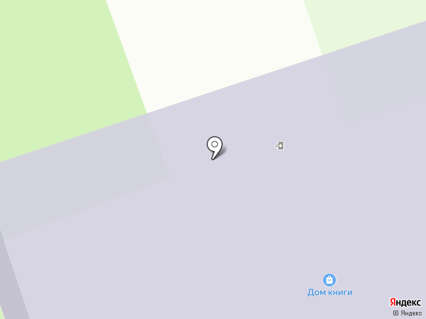 СТАРТ, АНО на карте Дзержинска