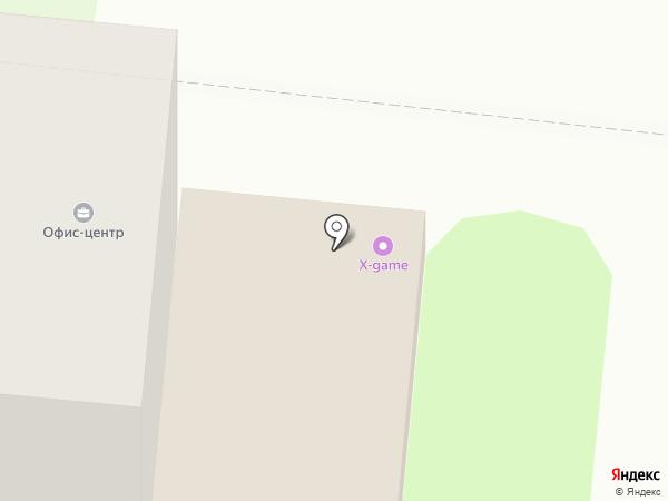 Т-ролл-ь на карте Дзержинска