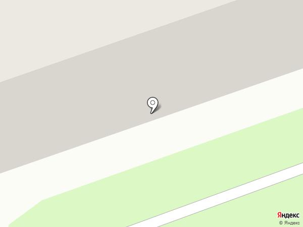 Фрей на карте Дзержинска