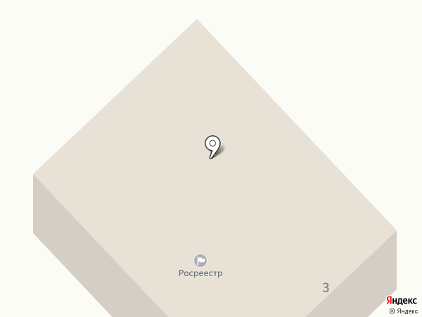 Росреестр, Георгиевский отдел Управления Федеральной службы государственной регистрации на карте Георгиевска