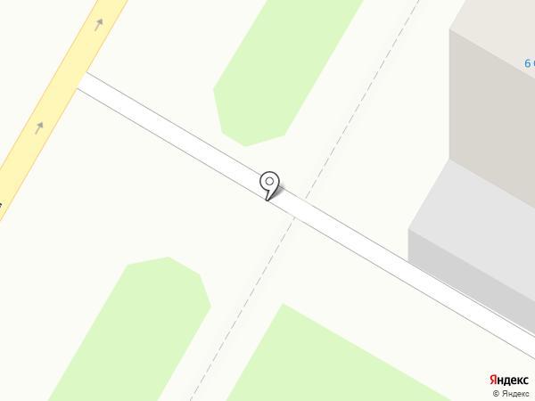 6 соток на карте Дзержинска