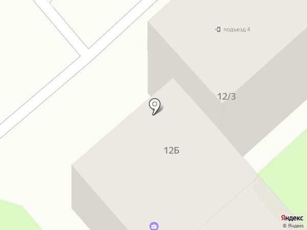 Олимп на карте Георгиевска