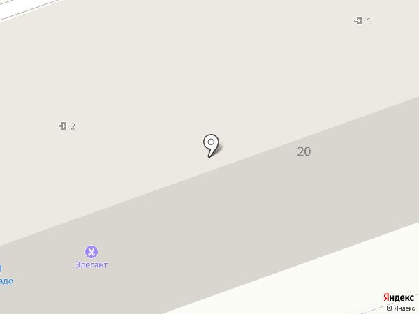 Почта Банк, ПАО на карте Дзержинска