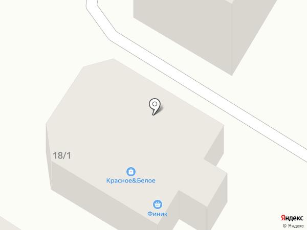 Гастрономъ на карте Георгиевска