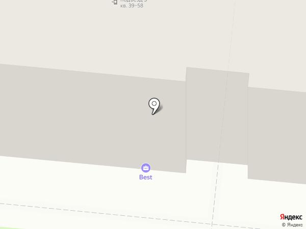 Best на карте Дзержинска