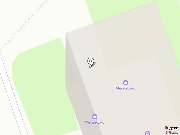 Персона на карте Дзержинска