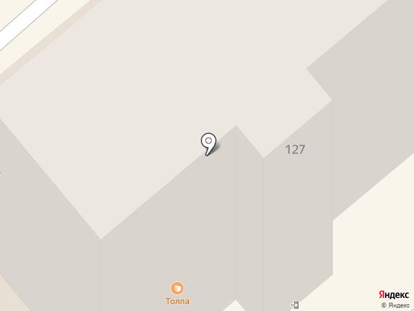 Краснодарзооветснаб на карте Георгиевска