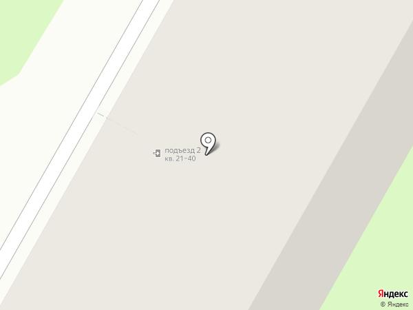 Сеймовская на карте Дзержинска