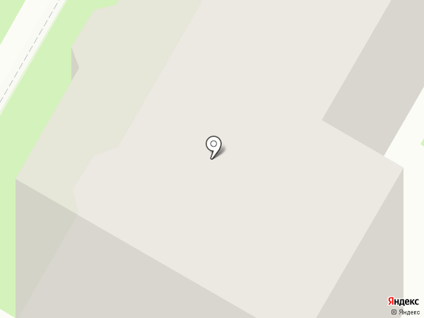 Селена на карте Дзержинска