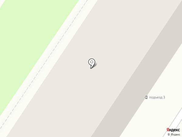 Дева на карте Георгиевска