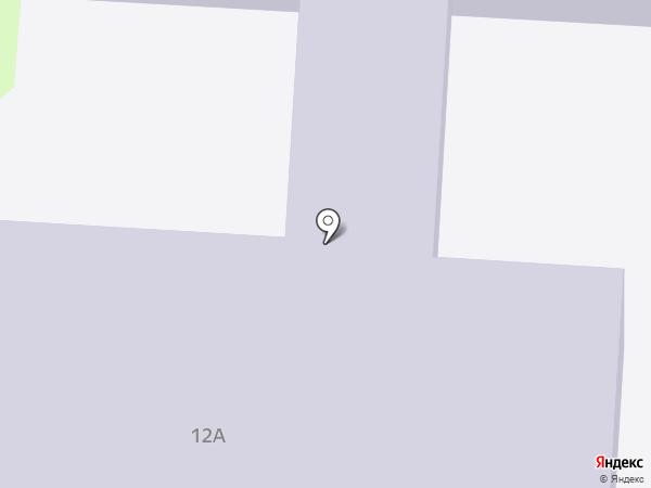 Детский сад №108 на карте Дзержинска