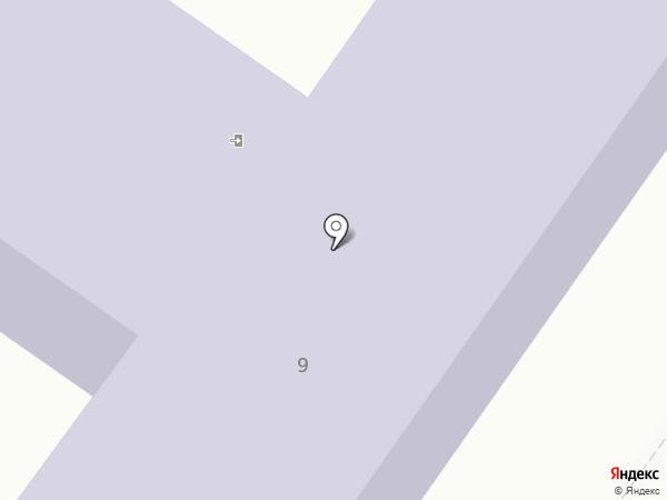 Средняя общеобразовательная школа №6 на карте Георгиевска
