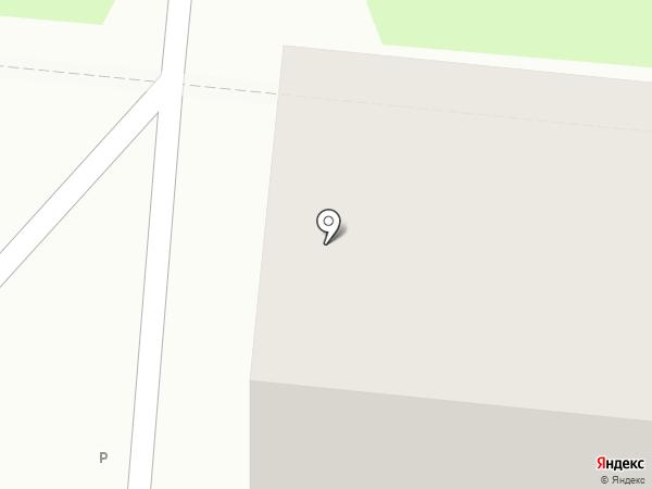 ВиноГрад на карте Дзержинска