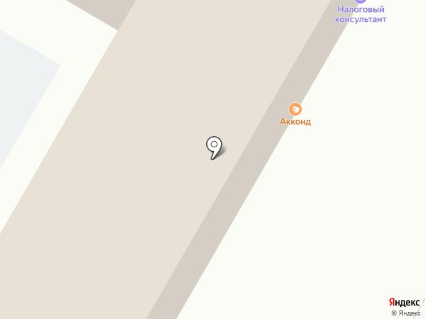 Сеть ателье на карте Дзержинска