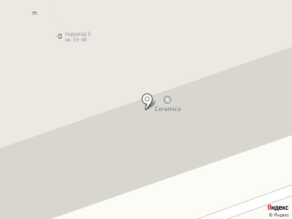 ХимПромПроект на карте Дзержинска