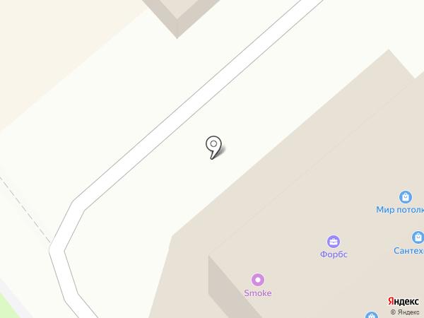 Хозяйственник на карте Георгиевска