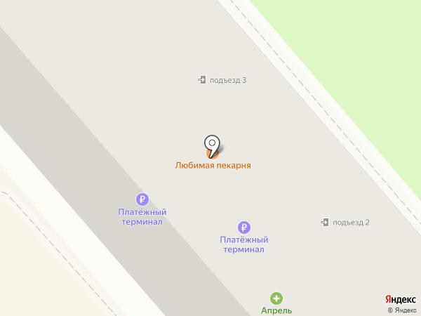 Трактир на карте Георгиевска