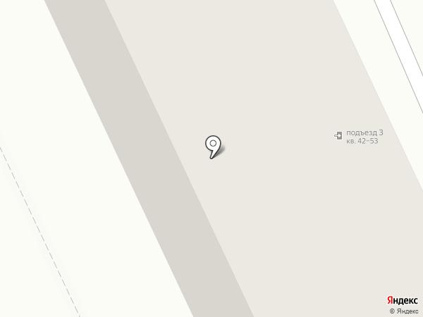 А-Мега на карте Дзержинска
