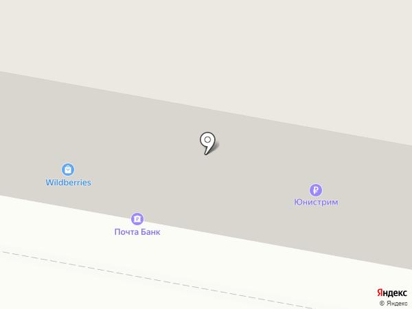 НО НОФ, ГП на карте Дзержинска