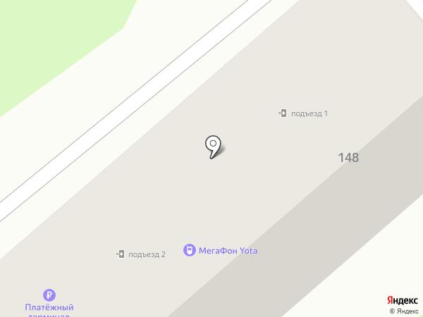 МегаФон на карте Георгиевска