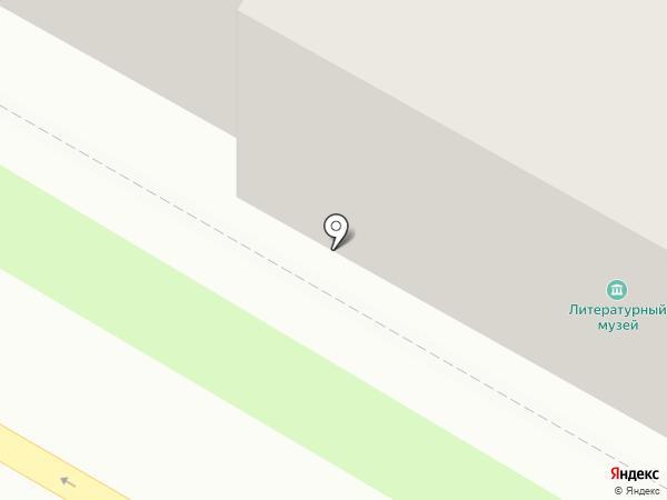 Секонд-хенд на карте Дзержинска