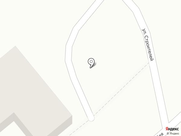 Гиро №1 на карте Георгиевска