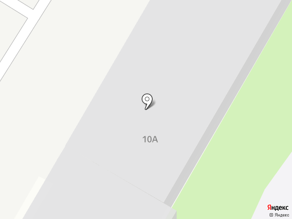 Автосервис на ул. Грибоедова на карте Дзержинска