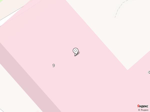 Георгиевская городская детская поликлиника на карте Георгиевска