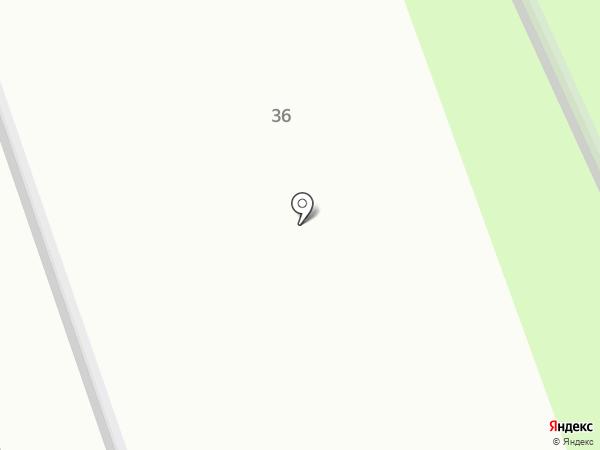 Зоренька на карте Дзержинска