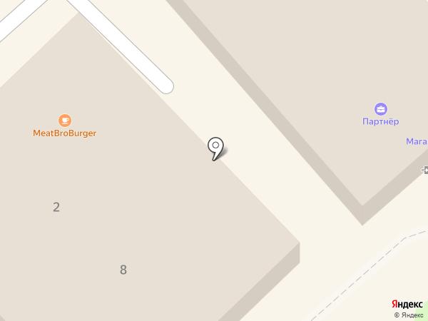 VIVAT на карте Георгиевска