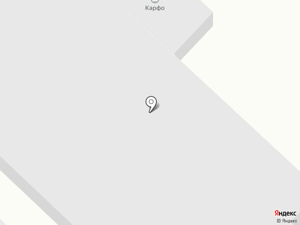 Оптовая база на карте Георгиевска