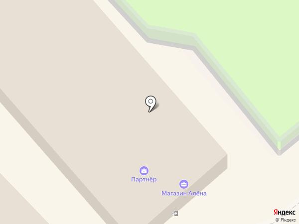 Партнер на карте Георгиевска