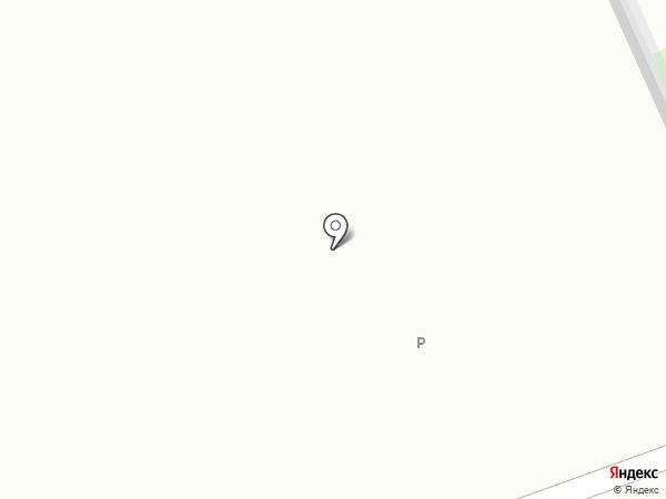 Сеймовский на карте Дзержинска