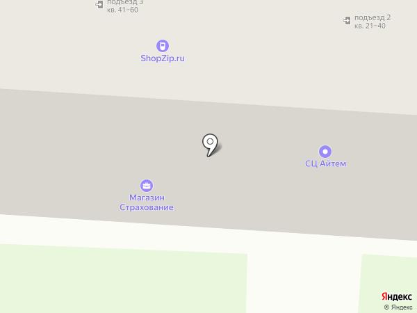 Torgnn.ru на карте Дзержинска
