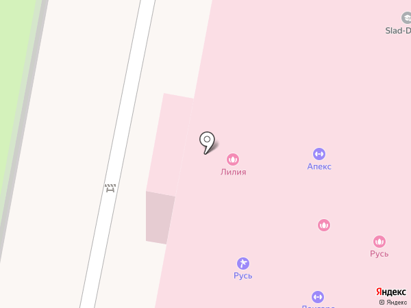 Экспресс-Авто на карте Дзержинска