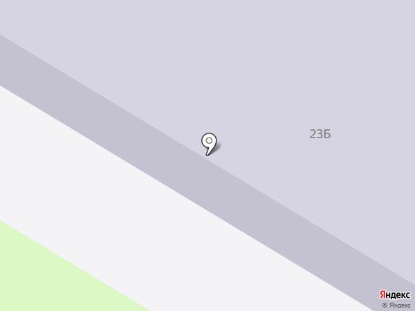 Детский сад №94 на карте Дзержинска