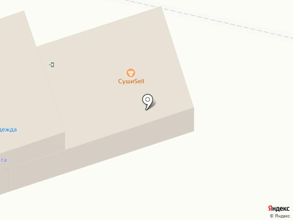 АлВиРа на карте Дзержинска