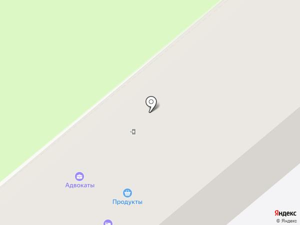 Универсал на карте Георгиевска