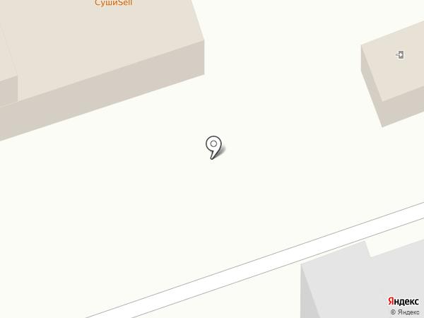 Сёмины пирожки на карте Дзержинска