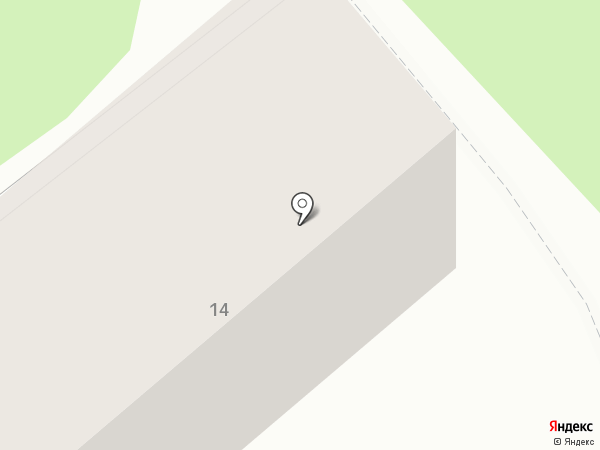 Ортопедический салон на карте Георгиевска