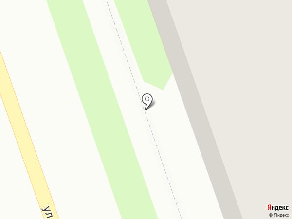 Модный Принт на карте Дзержинска