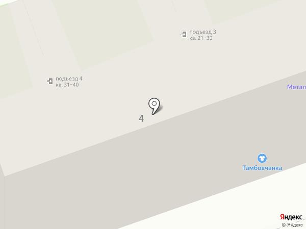 Эллада на карте Дзержинска