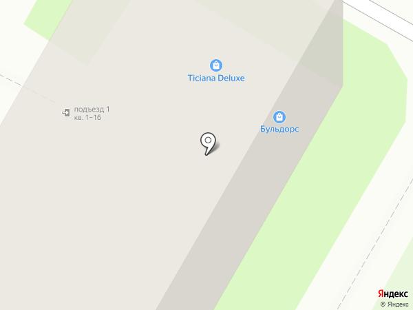 Vip door на карте Дзержинска